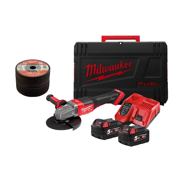 Набор Milwaukee M12 FHSAG-PROMO