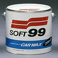 Полироль SOFT99 00097 White Super Wax