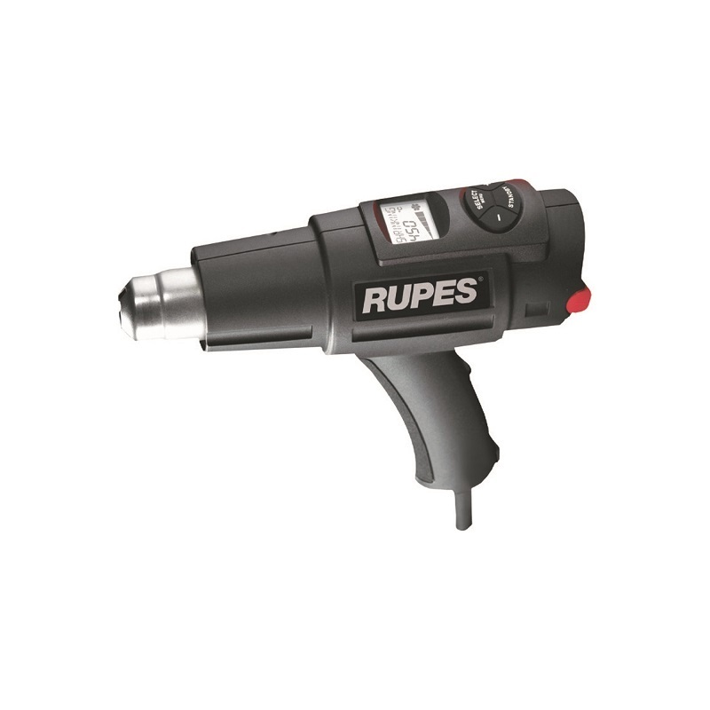 Тепловой пистолет с ЖК-дисплеем RUPES Heat Gun with LCD Display